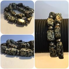 2 Bracelets Marble Print. Rarely worn. One size fits all. Feel free to negotiate. No PayPal.Thanks for shopping at my closet! Jewelry Bracelets