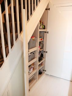 take a glance at 15 under the stairs storage ideas to leave you speechless