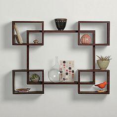 cubos decorativos de parede