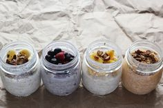 19 Overnight Oats Recipes To Restore Your Faith In Breakfast Breakfast of convenience! It does all the work while you sleep!