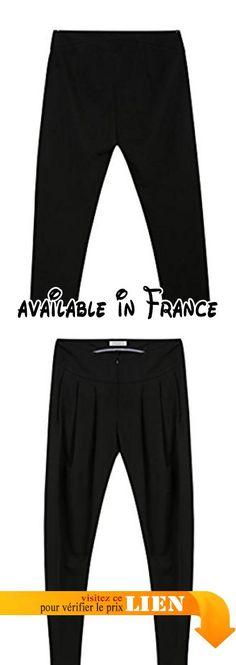 Slim B072pcvn94Herrlicher Femme Pantalon Noir11W27l33 Mora EQWCredxBo