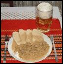 Slovak Recipes: Segedinsky gulas (Hungarian-style Pork Gulas)