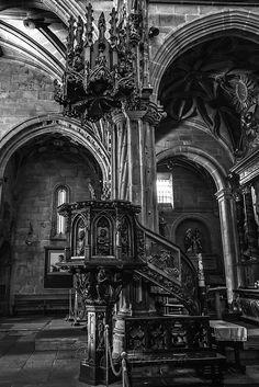 Pulpito de la Basilica de Sta Mª La Mayor (Pontevedra) Pablo Sandoval, Pictures, White Photography, Octopus, Photos, Photo Illustration, Resim, Clip Art