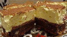 Připravte si nepečené ledové kostky s vanilkovým krémem a famózní chutí! | Prima Tiramisu, Cheesecake, Food And Drink, Ethnic Recipes, Desserts, Basket, Tailgate Desserts, Deserts, Cheesecakes