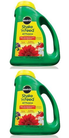 Miracle-Gro Shake 'n Feed Continuous Release All Purpose Plant Food, for sale online Garden Waste Bags, 5 Pounds, Shake, Cleaning Supplies, Beautiful Flowers, Purpose, Plants, Ebay, Food