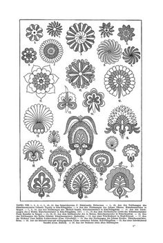 Free Clip Art and Digital Collage Sheet - Magyar Ornament Hungarian Embroidery, Folk Embroidery, Learn Embroidery, Embroidery Stitches, Embroidery Patterns, Wow Art, Ethnic Patterns, Embroidery Techniques, Collage Sheet