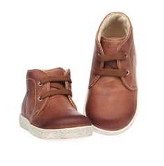 Bruine Naturino kinderschoenen Falcotto 1195 boots