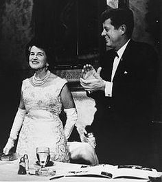 "Rose Kennedy. ""I tell myself that God gave my children many gifts-spirit, beauty, intelligence, the capacity to make friends and inspire respect. There was one gift he held back-length of life."""