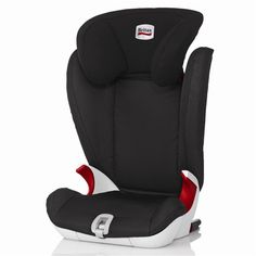 #babies  Babies Booster Seat at a 29% discount  Britax Kidfix SL Car Seat in Black Thunder is a high backed booster for older children aged between 4 and 12 years, with a v shaped backrest and height adjustable headrest to ensure a perfect fit throughout this wide age range.