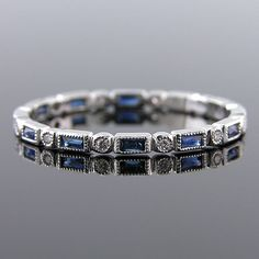 dainty baguette and round cut diamond eternity rings - Google Search