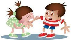 Cómo actuar frente niños que pegan y muerden