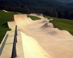 Cool reference for Satellite Floor - look at the curved in seats - Snake Run | Camp Woodward USA | California Skateparks « World Landscape Architecture – landscape architecture webzine