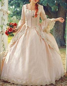Vintage Dresses, Nice Dresses, Amazing Dresses, Pink Dress, Flower Girl Dresses, Cool Costumes, Creative Costumes, Fairytale Fashion, Princess Pictures