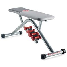 Includes two sets of 3- and 4-pound dumbbells1.25-inch-thick multi-colored paddingManufacturer's warranty included: see complete details in the Product Guarantee area