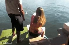 33 GIFs Of Girls Who Just Can't... - Ouch Gallery