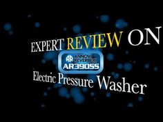 AR Blue Clean AR390SS Cold Water Electric Pressure Washer Review | Top Pressure Washers
