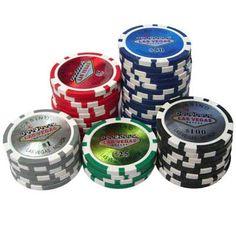 Clay Poker Chips, Poker Chips Set, Poker Table Top, Poker Set, Online Sites, Custom Cards, Way To Make Money, Pilot, Las Vegas