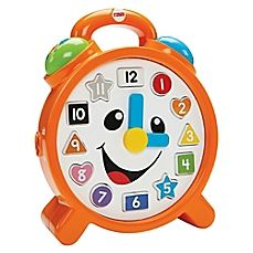 image of Fisher-Price® Laugh and Learn™ Counting Colors Clock