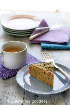 Gluten-Free Zucchini Quinoa Breakfast Cake Gluten-Free Zucchini Quinoa ...