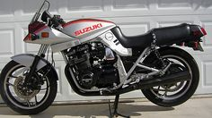 1983 Suzuki Katana Original Paint presented as lot F190 at Las Vegas, NV