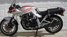 1983 Suzuki Katana Original Paint presented as lot F190 at Las Vegas, NV