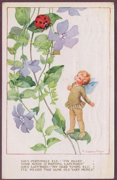 Millicent Sowerby card