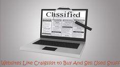 Websites Like Craigslist to Buy And Sell Used Stuff