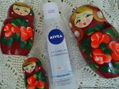Lory's Blog: REVIEW: Apa micelara Nivea 3 in 1