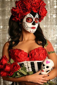 Model: Jennifer Figueroa Photo: Megan Batson & Tony Endieveri Makeup: Chris Malice Styling: Kasi Kubiak