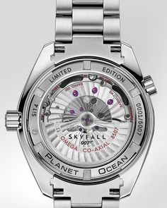 196090c6e4d OMEGA Watches  Seamaster Planet Ocean - Steel on steel - 232.30.42.21.01.004