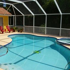 38 Lanai Ideas Pool Patio Pool Enclosures Backyard Pool