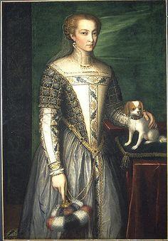 1560s Italian Portrait of a Woman -