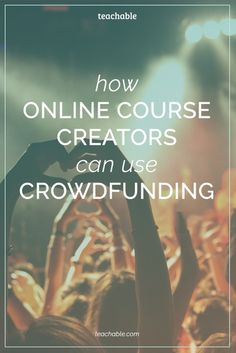 Lately we've seen more and more people turn to crowdfunding and kickstarters to garner attention, grow their audience and fund the creation of their course. In doing the research, we found that crowdfunding is a buzz-worthy way to get your online course off the ground while generating a budget to invest into its creation. That's why, in this post, we'll walk you through the various crowdfunding options & explore how other course creators have used them.