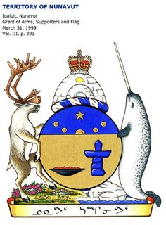 CANADIAN HERALDIC AUTHORITY (GOVERNOR GENERAL/REGISTER OF ARMS, FLAGS and BADGES)
