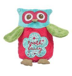 ff863c15b2e Amazon.com  Maison Chic Cindy Lou The Owl Tooth Fairy Plush  Toys   Games