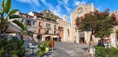 15 причин провести отпуск на Сицилии | SiciliaCalda