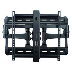 full motion wall mount for 15 37in flat panel tvs sanus brackets pinterest - Sanus Full Motion Tv Wandhalterung