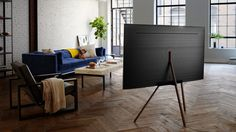 Dezeen has teamed up with Samsung Electronics to launch a competition to design a stand for the brand's new QLED TV.