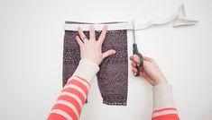 baby leggings - easy sewing tutorial
