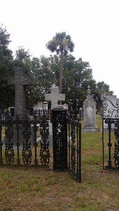 Magnolia Cemetery, Charleston, SC