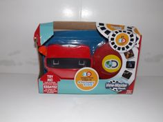 VIEW-MASTER VIEWMASTER 21 3D images DISCOVERY KIDS Dinosaurs marine safari NEW #FisherPrice