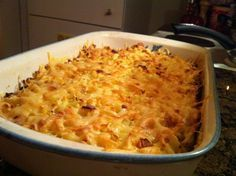 Broilerkiusaus Oven Baked, Macaroni And Cheese, Main Dishes, Good Food, Food And Drink, Baking, Eat, Ethnic Recipes, Main Courses