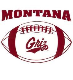 99 Best Montana Grizzlies Images University Of Montana College