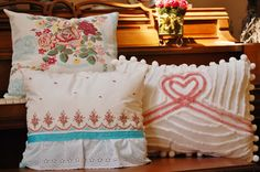 Hey, I found this really awesome Etsy listing at http://www.etsy.com/listing/98334321/vintage-cottage-chic-chenille-and