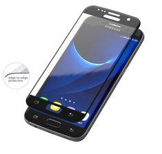 Köp Zagg InvisibleShield Härdat Glas Skydd till Galaxy S7 online: http://www.phonelife.se/zagg-invisibleshield-glass-contour-galaxy-s7-svart