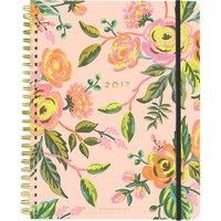 Rifle Paper 2017 Jardin De Paris Spiral Planner by: Rifle Paper @Selfridges Established in 2009 by husband and wife, Anna and Nathan Bond, Rifle Paper Co. is a Florida based stationery brand that believes life's big moments are always meant to be cherished. And the 2017 Ja...