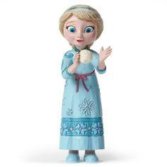 Jim Shore Disney Frozen Young Elsa Figurine, , large