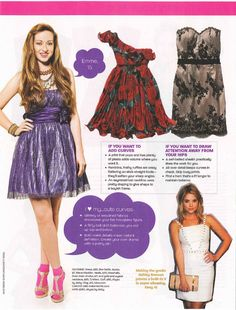 ABYSS BY ABBY's and cuff, bracelet, and dress look gorgeous in the April/May 2012 issue of Girls' Life Magazine!