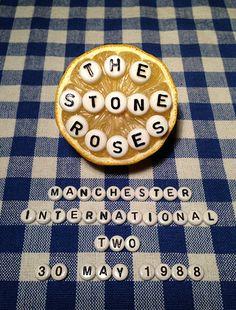 Credit: Jordan Bolton The Stone Roses.