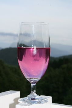 Geitrams saft Yummy Snacks, Sorbet, Planting Flowers, Wine Glass, Smoothies, Alcoholic Drinks, Flora, Food And Drink, Herbs